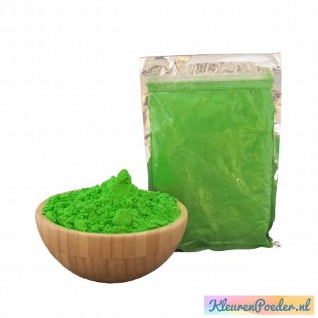 100 gram Licht Groen