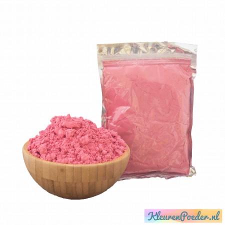 Holi KleurenPoeder zakje 100 gram Roze