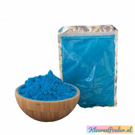 100 gram licht blauw