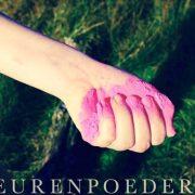 roze KleurenPoeder